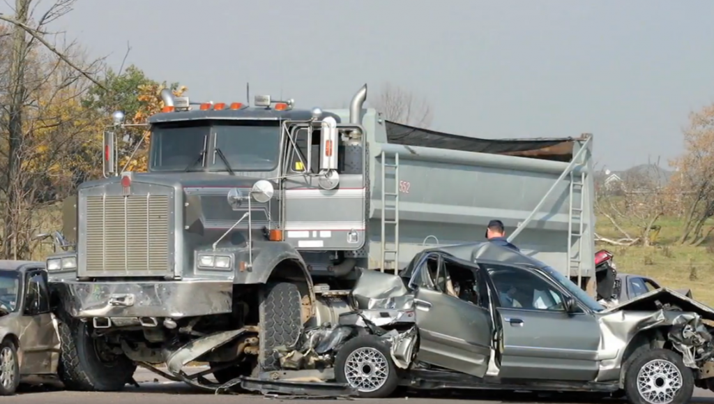 San Antonio Truck Accident Attorney - 18 wheeler accident lawyers