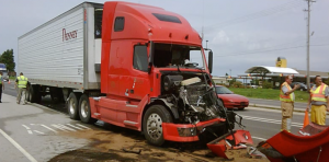 Laredo - south Texas Truck accident attorney