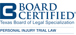 Logo of Texas Board Certification of Personal Injury Trial Law